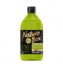 NATURE BOX Żel pod prysznic awokado, 385 ml