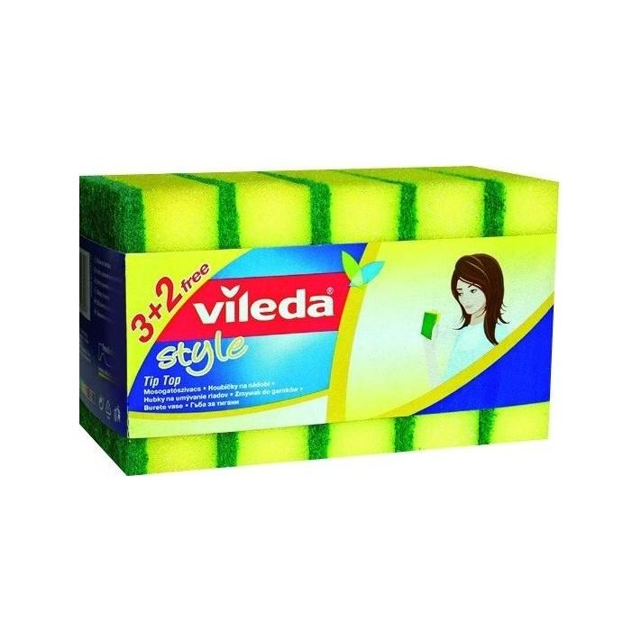 Zmywak VILEDA Style 142817, 5 szt.