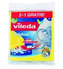Pucerka gąbkowa VILEDA 2+1...