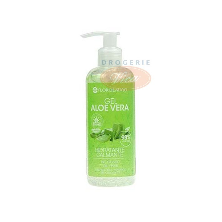FLOR DE MAYO Aloe Vera Żel 98%, 250 ml