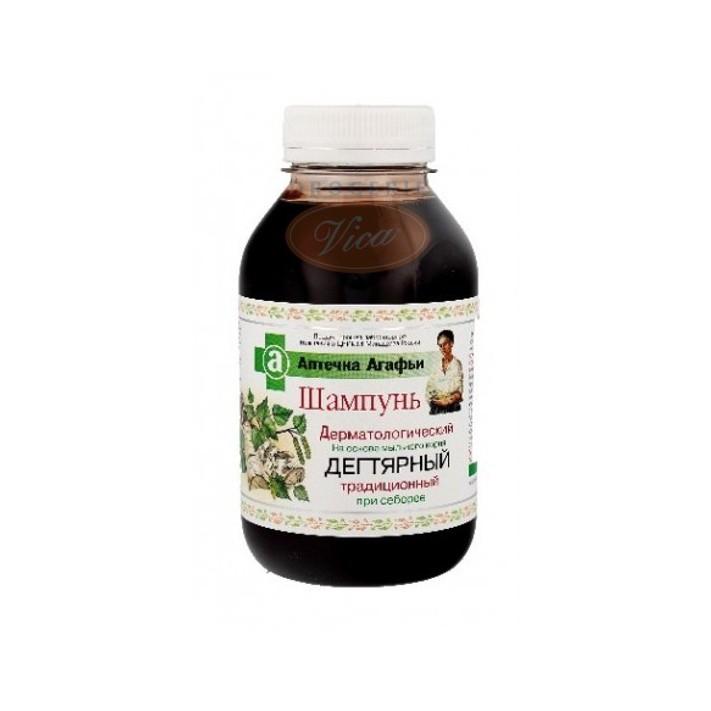 Apteczka Agafii Szampon przeciwłupieżowy, 300 ml