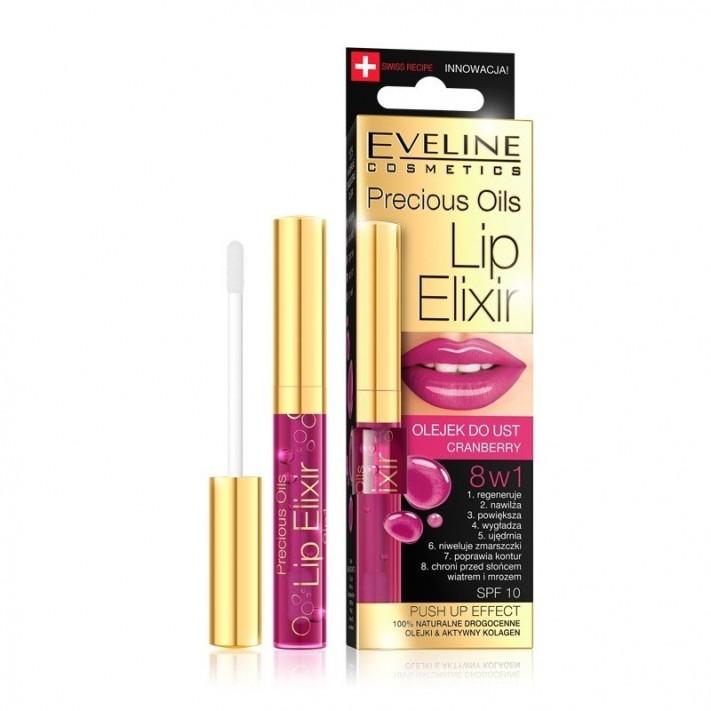 Eveline, Precious Oils Lip Elixir...