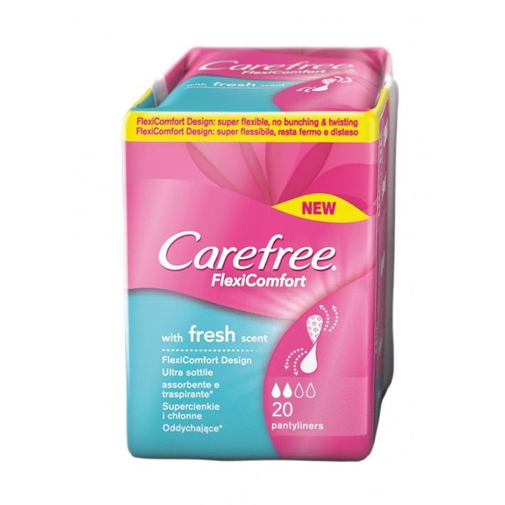 Carefree, Flexi Comfort Fresh Scent,...