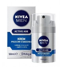 Nivea Men, Active Age, krem...