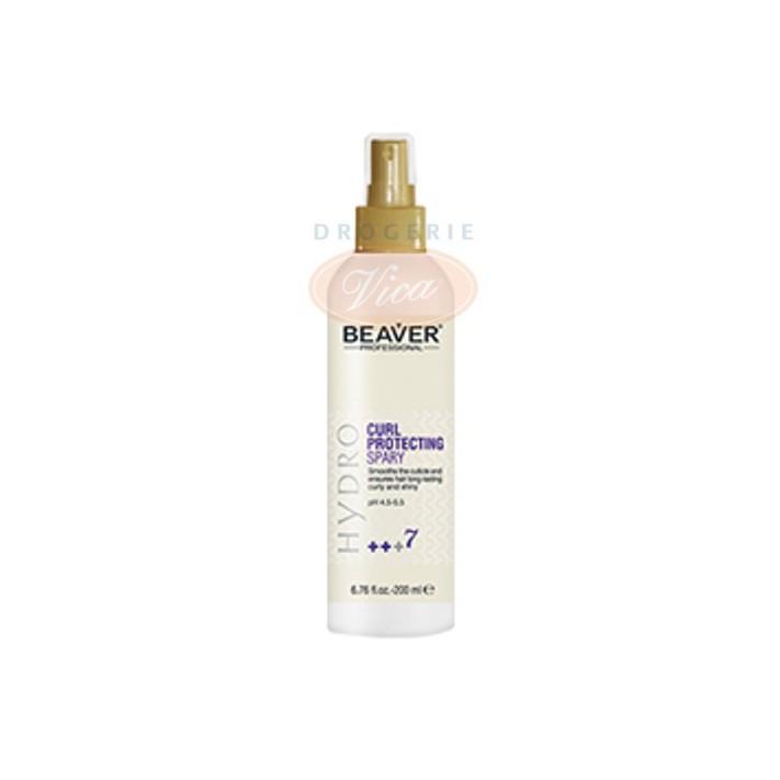 BEAVER Spray do włosów kręconych, 200 ml
