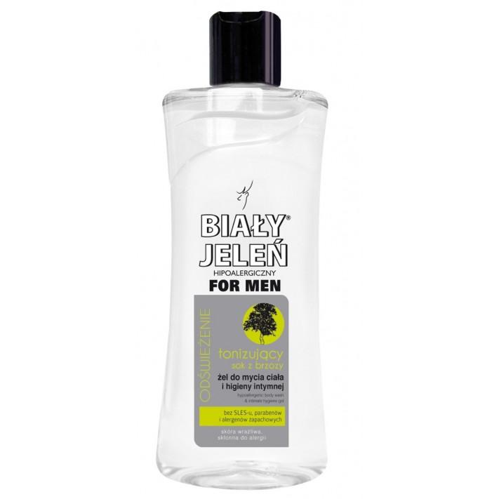 Biały Jeleń Żel do mycia ciała for men, 265 ml