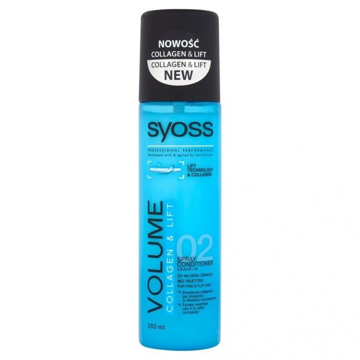 Syoss, Volume Collagen & Lift,...