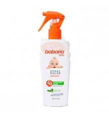 BABARIA Sun Woda do opalania dla dzieci F50, 150 ml