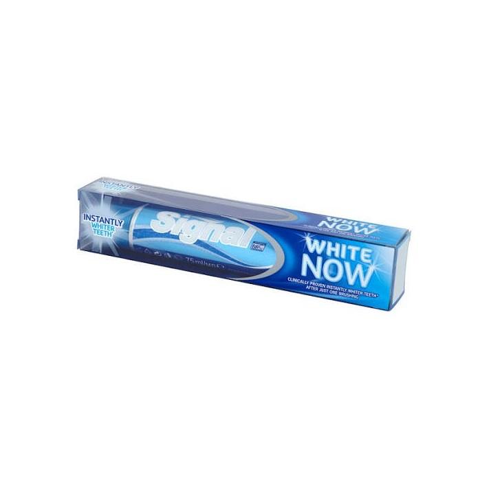 Signal, White Now, pasta do zębów, 75 ml