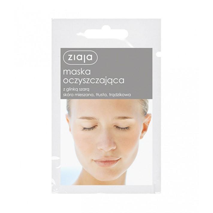 Ziaja, maska oczyszczająca, 7 ml