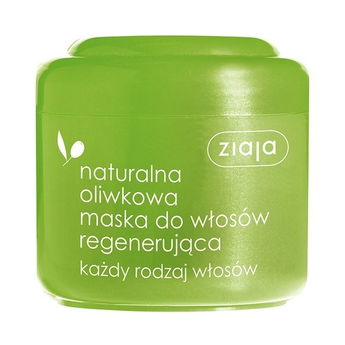 Ziaja, Oliwkowa, regenerująca maska...