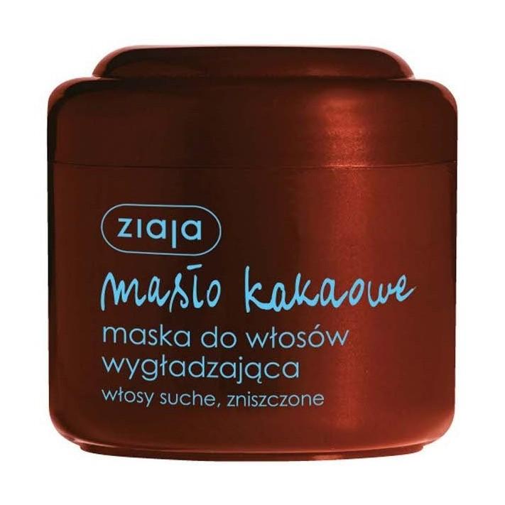 Ziaja Masło kakaowe maska do włosów,...