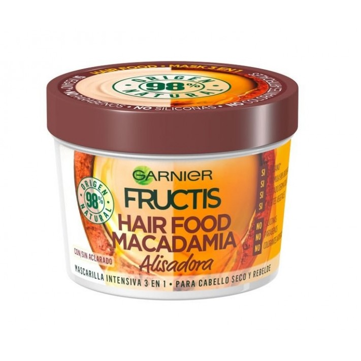 GARNIER Fructis Hair Food maska do...