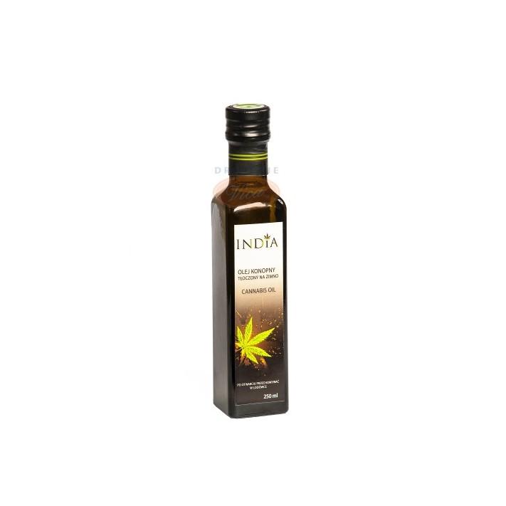 INDIA Olej konopny, 250 ml