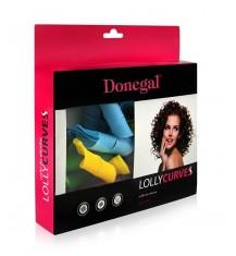 Donegal, wałki do włosów,...