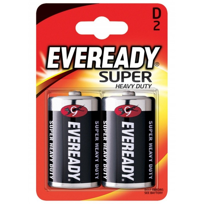 Bateria alkaliczna R20 ENERGIZER...