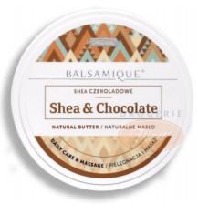 BALSAMIQUE Naturalne masło shea i czekolada, 80 g