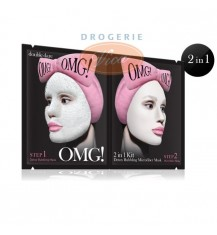 OMG! Mask 2 in 1 Detox Bubbling