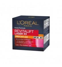 L`Oreal Revitalift Laser X3...