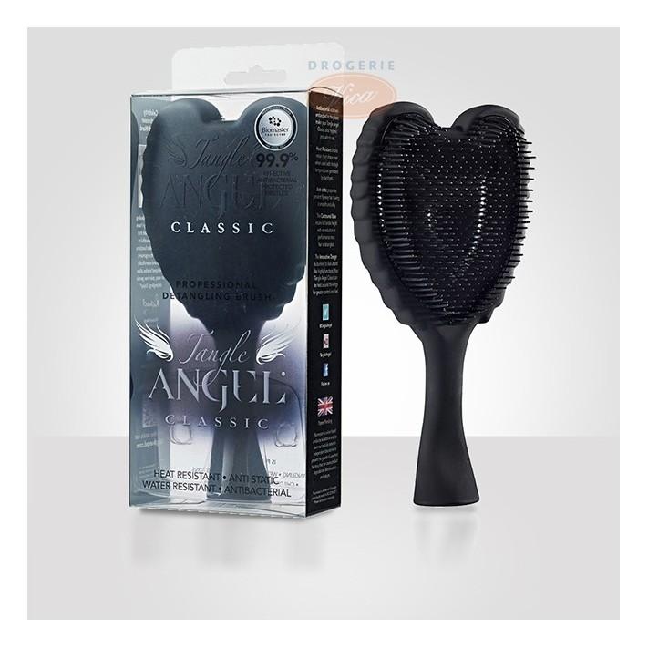 TANGLE ANGEL Classic, Szczotka do włosów Black