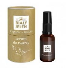 Biały Jeleń Organic Serum do twarzy, 30 ml