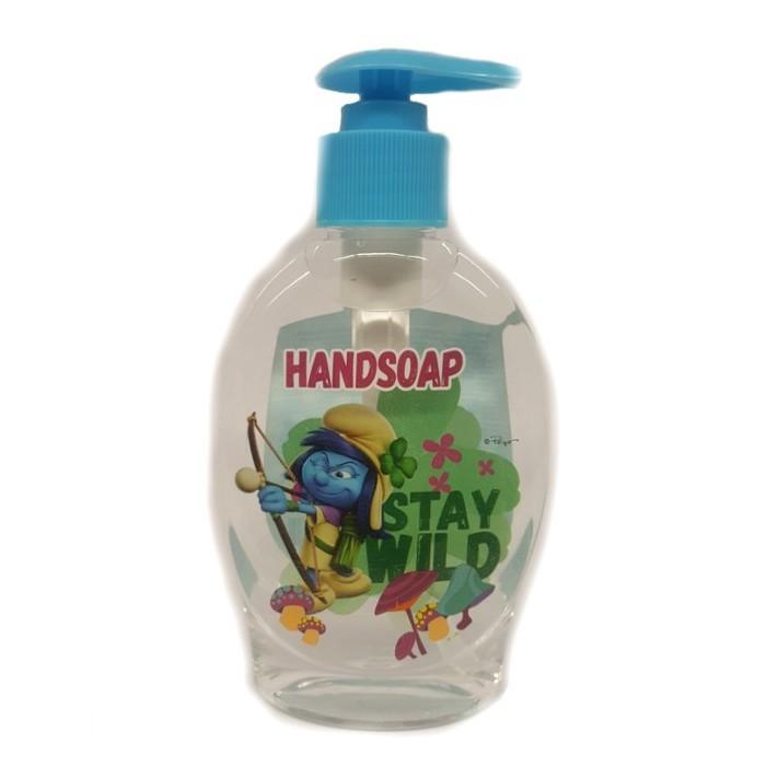 SMERFY Mydło do rąk 3D, 250 ml