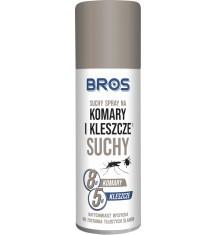 BROS Suchy spray na komary...