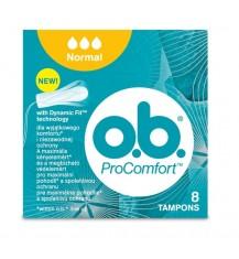 O.B. PROCOMFORT NORMAL 8 SZT