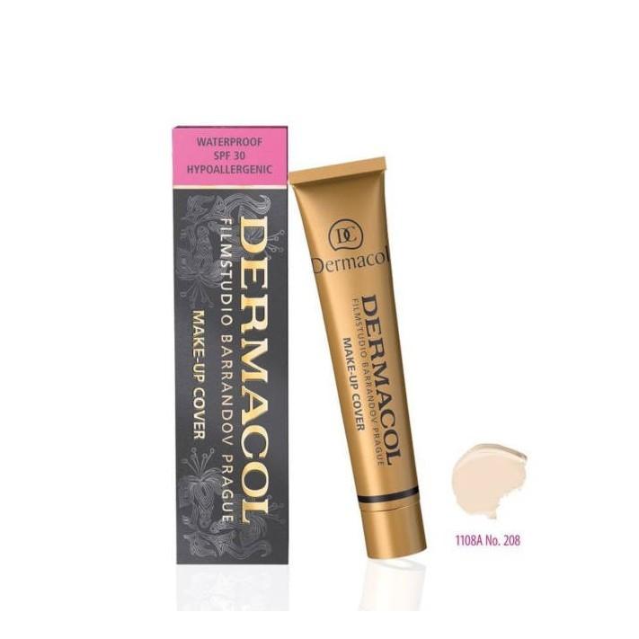 DERMACOL Podkład Make Up 209, 30 ml
