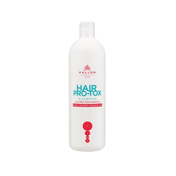 KALLOS KJMN Hair PRO-TOX, szampon z...