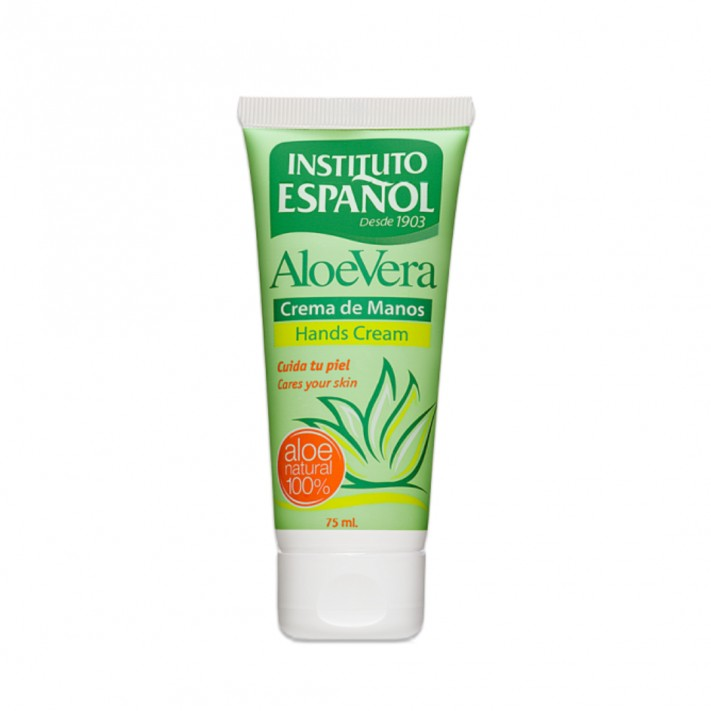 INSTITUTO ESPANOL ALOE VERA, krem do...