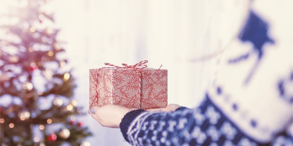 Perfumy jako prezent pod choinkę dla mężczyzn